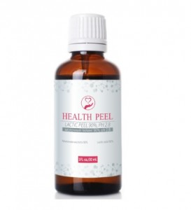 Lactic peel 90%, ph2.8
